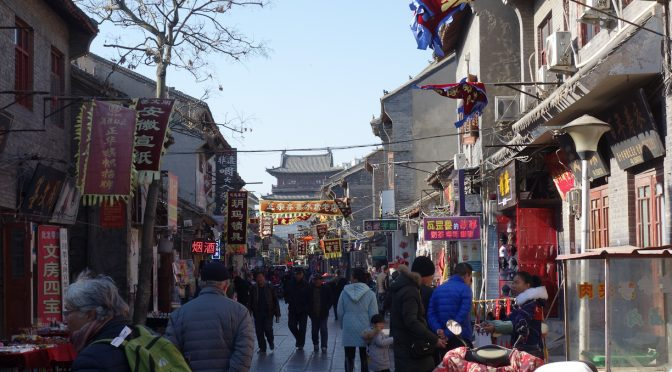 9 – Longmen et Luoyang