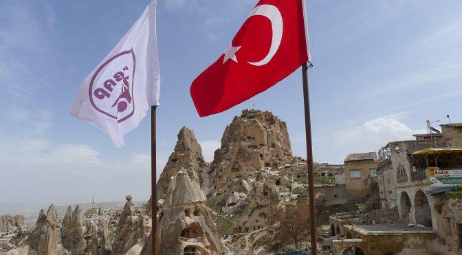 15 – En Cappadoce avec Mosaïque du Monde
